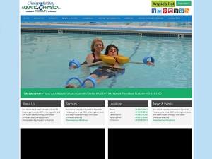 Chesapeake bay aquatic & physical therapy